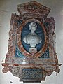 All Saints Church, Middle Claydon, Bucks, England - Emily Freemantle monument.jpg