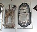 All Saints church in Dickleburgh - wall monuments - geograph.org.uk - 1774256.jpg