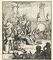 Allegorie op de geboorte van een prins van Oranje, 1687, RP-P-OB-82.792.jpg