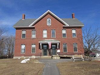 Allenstown, New Hampshire - Image: Allenstown Municipal Building, Allenstown NH