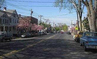 Allentown, New Jersey - Downtown Allentown