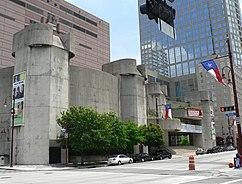 Teatro Alley, Houston (1966-1968) }}