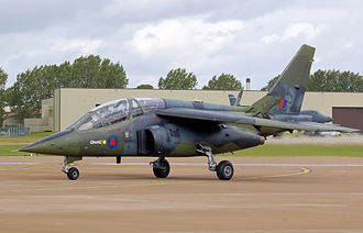 Dassault Aviation - Dassault/Dornier Alpha Jet of the UK defence technology organisation QinetiQ