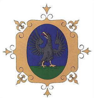 Alsó-Fehér County - Image: Also Feher coatofarms