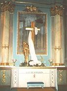 Altaruppsats