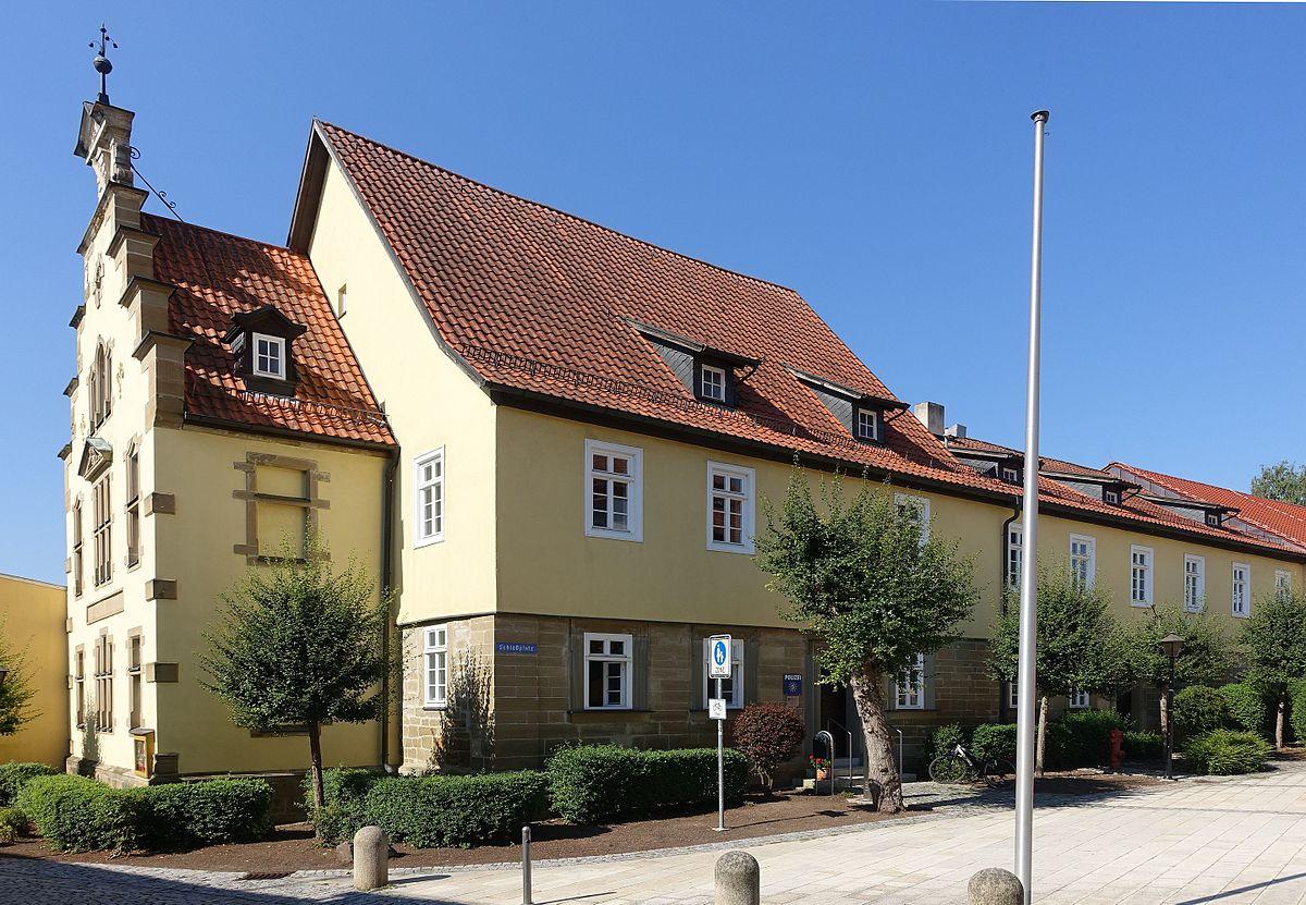 Altes Gerichtsgebäude Bad Rodach –