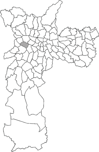 Alto de Pinheiros (district of São Paulo) - Image: Alto de Pinheiros