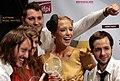 Amadeus Austrian Music Award 2009, Herbstrock and Vera.jpg