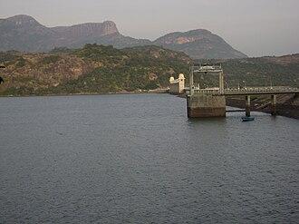 Amaravathi Dam - Amaravathi Reservoir and Dam