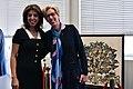 Amb Leena Al-Hadid & Amb Mikaela Kumlin Granit (01612165) (48781263676).jpg