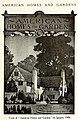American Homes and Gardens Magazine Cover - January 1906.jpg
