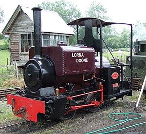 Kerr, Stuart and Company - Kerr, Stuart Wren Class 0-4-0ST.