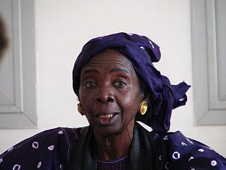Aminata Sow Fall - Image: Aminata Sow Fall