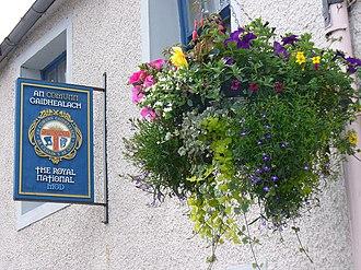 Royal National Mòd - Image: An Comunn Gaidhealach geograph.org.uk 885559