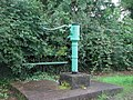 An old water pump - geograph.org.uk - 516630.jpg