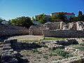 Ancient theater in Chersones.JPG