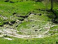 Ancient theatre of Gitana.JPG