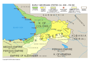 Military history of Georgia