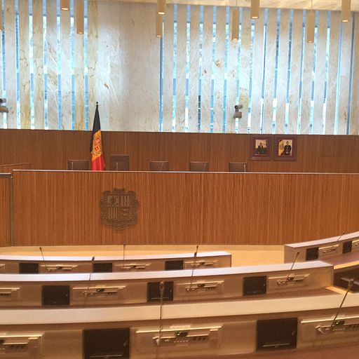 Andorran parliament interior 2015-10