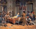 André Émile Larcher - Robespierre.png