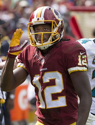 Andre Roberts (American football) - Roberts with the Washington Redskins in 2014