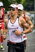 Andreas Böcherer 2015 Ironman European Championship Frankfurt