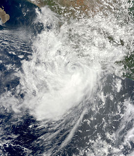 Hurricane Andres (2009) Category 1 Pacific hurricane in 2009