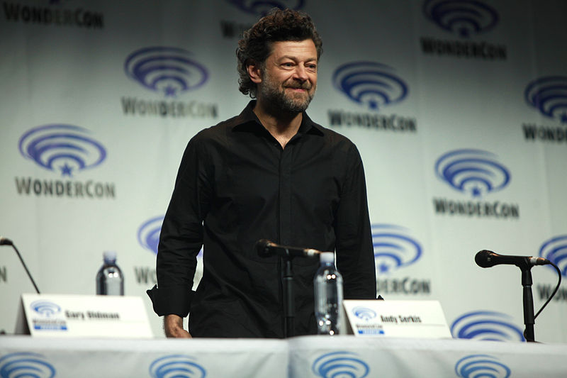 Andy Serkis -