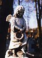 Angel, Witkowo, cemetery, 31.10.1993r.jpg