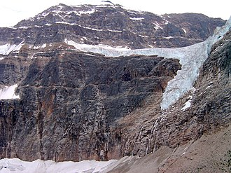 South Jasper Ranges - Mount Edith Cavell and Angel Glacier