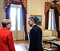 Angela Merkel and Mauricio Macri 09.jpg