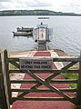 Anglers' access to Chew Valley Lake - geograph.org.uk - 1464440.jpg