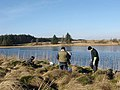 Anglers at Crooked Loch - geograph.org.uk - 694002.jpg
