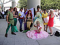 Anime Expo 2010 - LA - Disney Princesses (4837245954).jpg