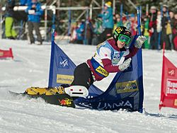 Anke Karstens FIS World Cup Parallel Slalom Jauerling 2012a.jpg