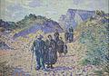 Anna Boch - retour de la messe par les dunes.jpg