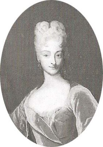 Princess of Liechtenstein - Image: Anna Maria Antonie of Liechtenstein