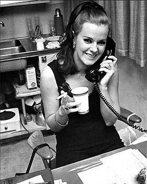 Anni-Frid Lyngstad - Lyngstad in September 1967