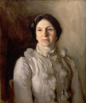 Annie Adams Fields - Image: Annie Adams Fields John Singer Sargent