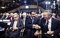 António Guterres, Sheikh Tamim Al-Thani und Jens Stoltenberg MSC 2018.jpg