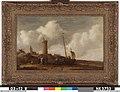 Anthonie Jansz. van der Croos - Landschap aan zee - NK3753 - Cultural Heritage Agency of the Netherlands Art Collection.jpg