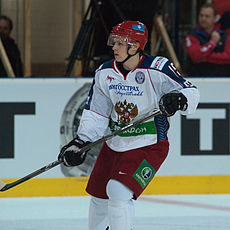 Anton Glinkin - Switzerland vs. Russia, 8th April 2011 (1).jpg