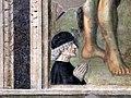 Antonio del massaro detto il pastura, ss. g. battista, girolamo, lorenzo e un committente, 1490 ca. 03.jpg
