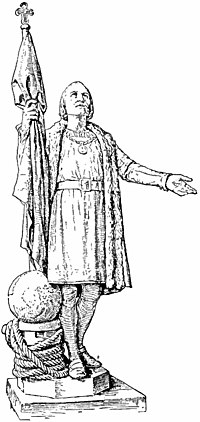 a biography of christopher columbus a famous discoverer Encuentra young christopher columbus: discoverer of new worlds (a troll first-start biography) de eric carpenter, john himmelman (isbn: 9780816725267) en amazon.