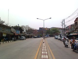 Ko Kha Subdistrict Tambon in Thailand