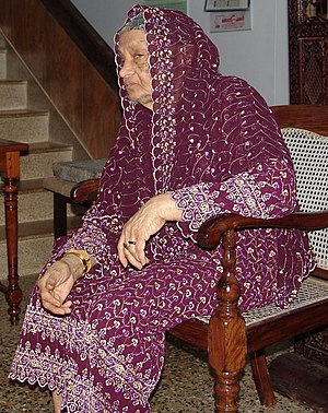 Arakkal kingdom - Ruler Sultana Aysha Arakkal Beevi.