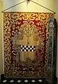 Arazzo con stemma di casa spinola, sec. xviii.JPG