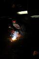 Arch welding on USS Dwight D. Eisenhower DVIDS162239.jpg