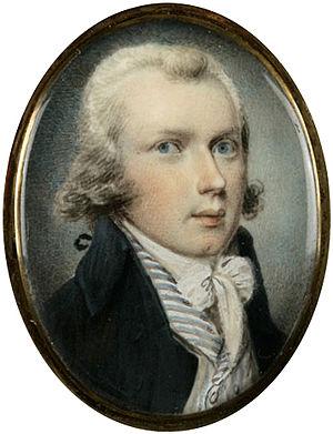 Archibald Robertson (painter) - Archibald Robertson (1765 1835), self-portrait, ca 1790 1795