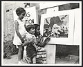 Archives of American Art - Children's art exhibition sponsored by the Federal Art Project - 12271.jpg